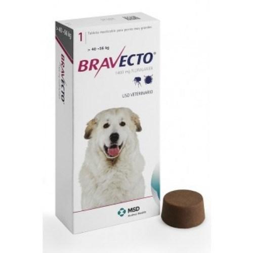 CT Bravecto trị ve, ghẻ 40- 56 Kg