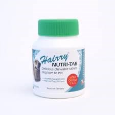 TT Hairry Nutri tab Đức...