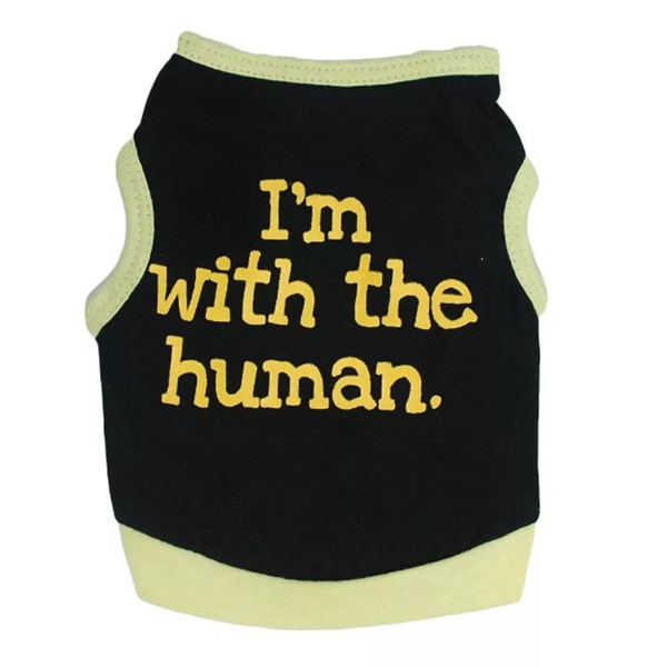 TX áo I'm with the human